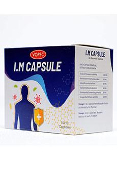 I.M Capsule 100