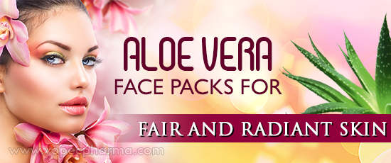 Face Packs for Fair and Radiant Skin