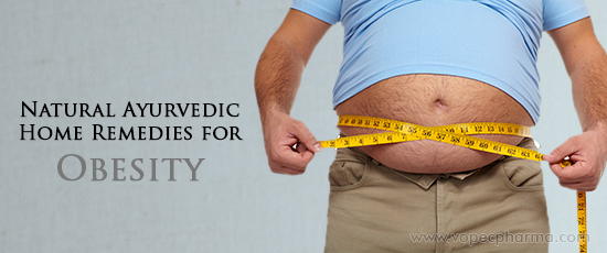 Ayurvedic Home Remedies for Obesity