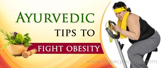 Ayurveda Tips to Fight Obesity