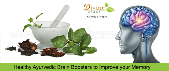 Ayurvedic Brain Boosters to Improve your Memory