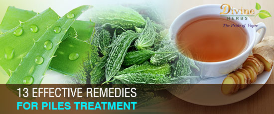 13 Effective Remedies For Piles Treatment