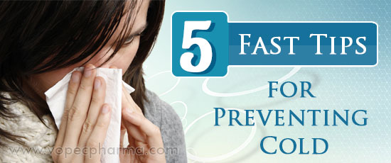 Fast Tips for Preventing Cold