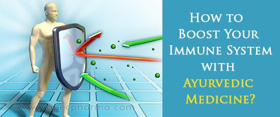 Immune System with Ayurvedic Medicine