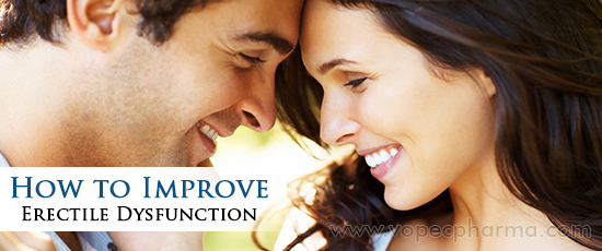 How to Improve Erectile Dysfunction