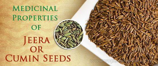 Medicinal Properties of Jeera