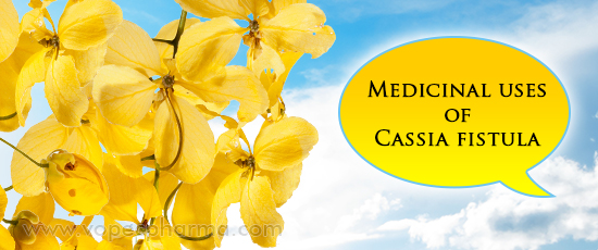 Medicinal uses of Cassia fistula
