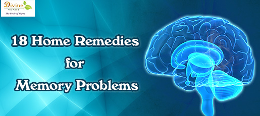 Home Remedies for Memory Problems