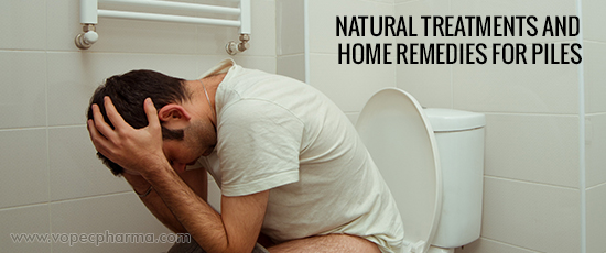 Natural Treatments and Home Remedies for Piles