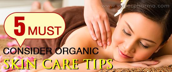 Organic Skin Care Tips