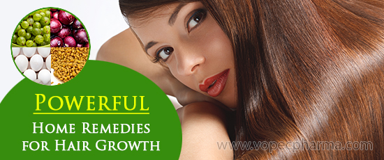 NPowerful Home Remedies for Hair Growth
