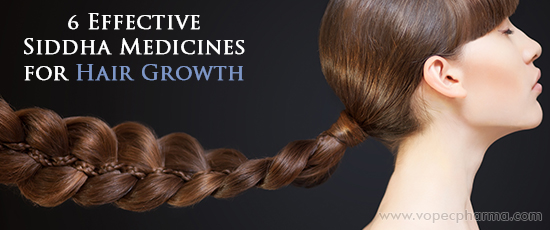Siddha Medicines for Hair Growth