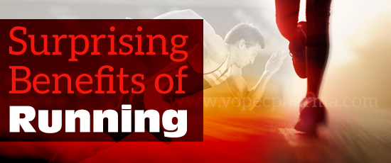 7 Surprising Benefits of Running