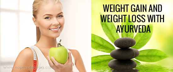 Weight Gain with Ayurveda