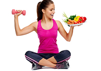 Womens health lose weight image 1