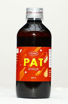 PAT SYRUP