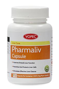 Pharmaliv Capsule
