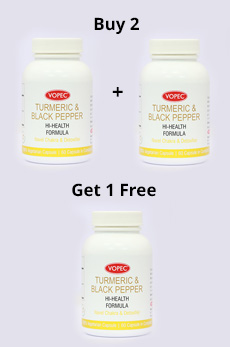 Hi: Health Formula: 2 Plus 1
