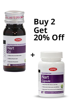 Nart Oil Plus Nart Capsule